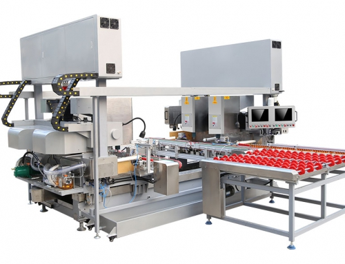 Four-spindle glass chamfering line(ZD-560-HP)