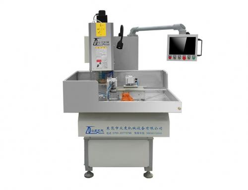 Single station glass chamfering machine(ZD-580-P)